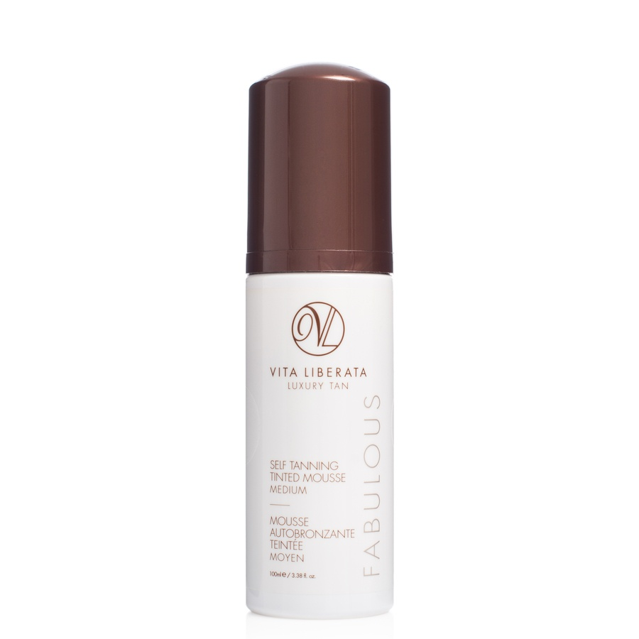 Vita Liberata Self-Tanning Mousse Selbstbräuner (100 ml), Medium