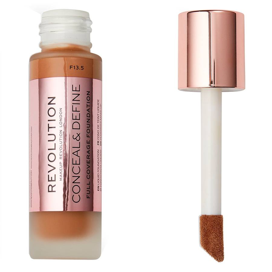 Makeup Revolution Conceal & Define Foundation F13.5 23ml