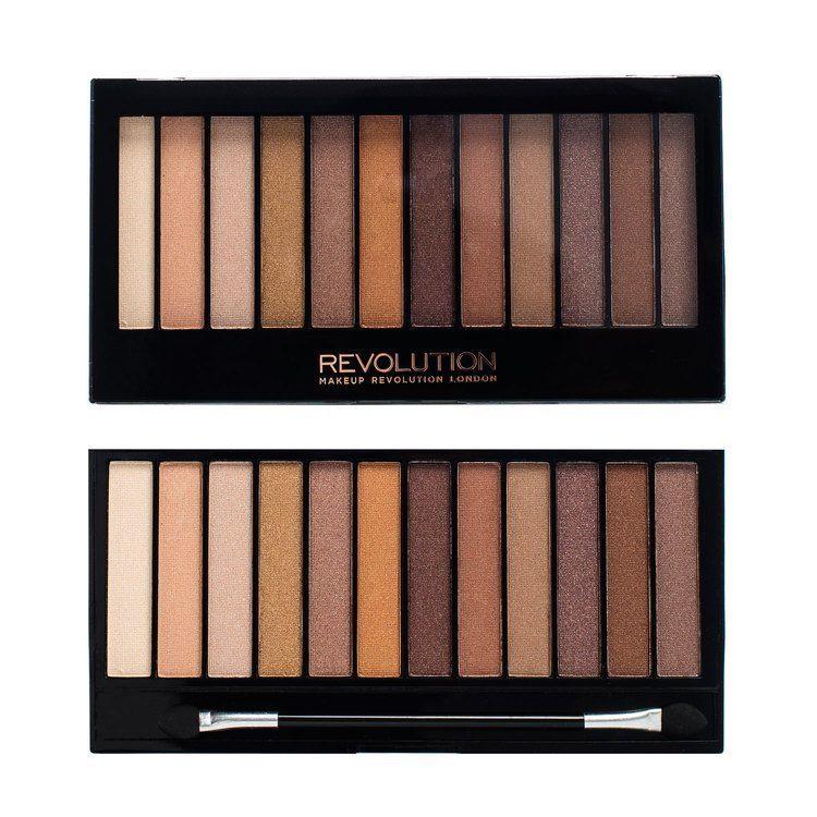 Makeup Revolution Redemption Palette Essential Shimmers 14g
