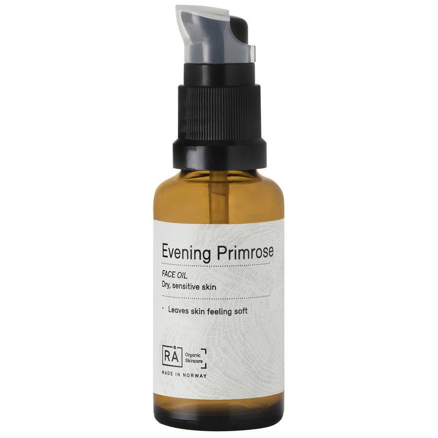 RÅ Organic Skincare Evening Primrose Face Oil (30 ml)