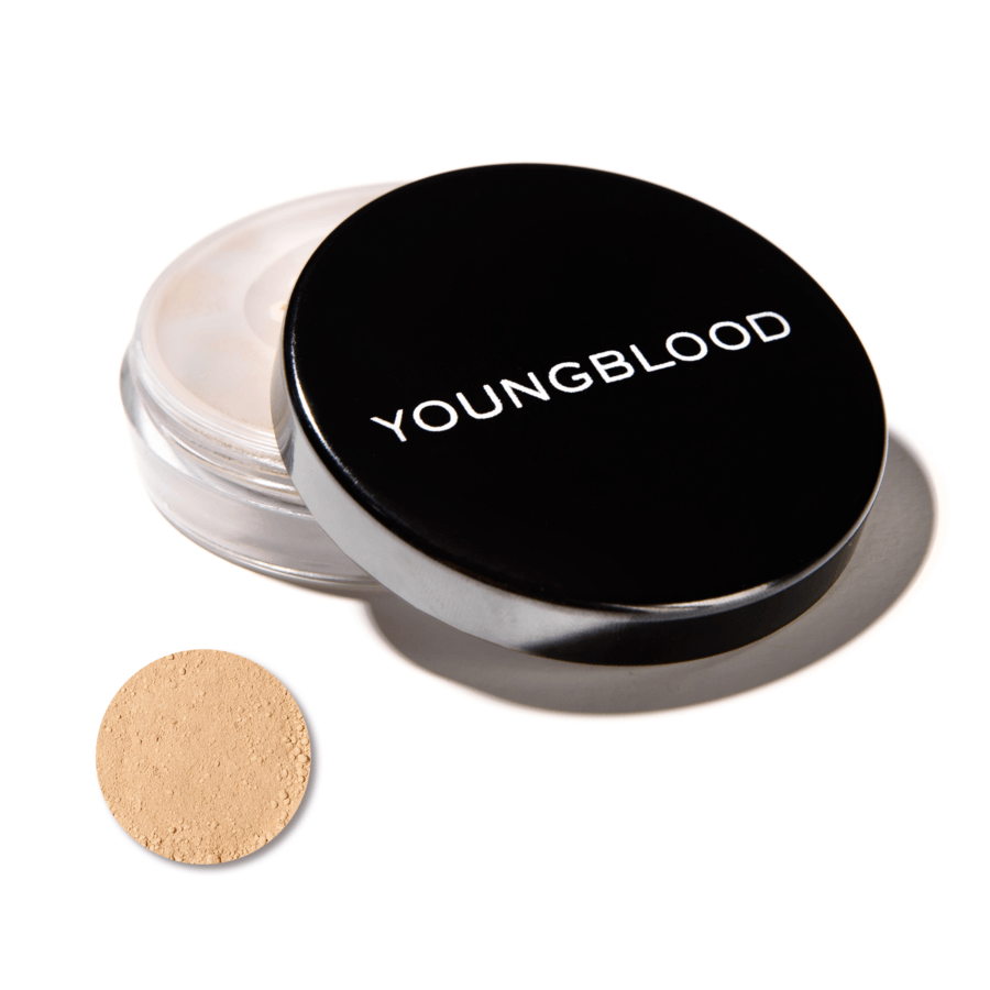 Youngblood Natural Loose Mineral Foundation, Soft Beige (10 g)