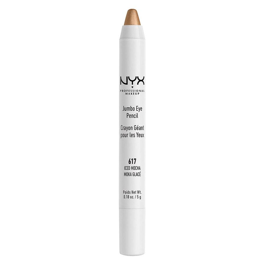 NYX Professional Makeup Jumbo Eye Pencil, Iced Mocha