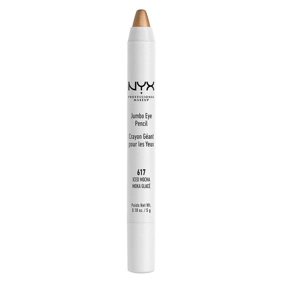 NYX Professional Makeup Jumbo Eye Pencil, Iced Mocha