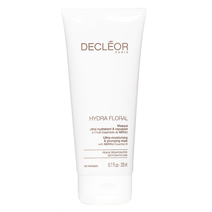 Decléor Hydra Floral Ultra-Moisturising & Plumping Mask 200ml