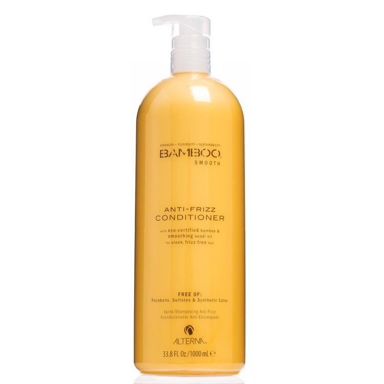 Alterna Bamboo Smooth Anti-Frizz Conditioner (1000 ml)