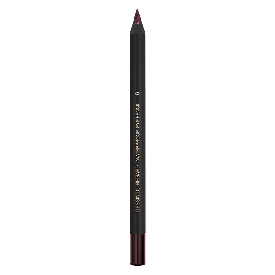 Yves Saint Laurent Dessin du Regard Waterproof Eye Pencil #6 Burgundy Osé 1,3g