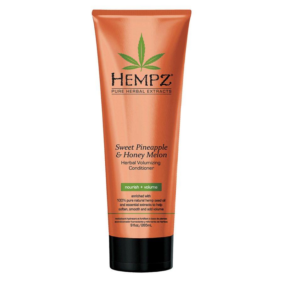 Hempz Sweet Pineapple & Honey Melon Volumizing Conditioner (265ml)
