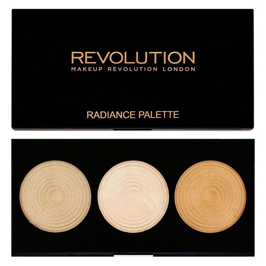 Makeup Revolution Highlighter Palette Radiance (15 g)