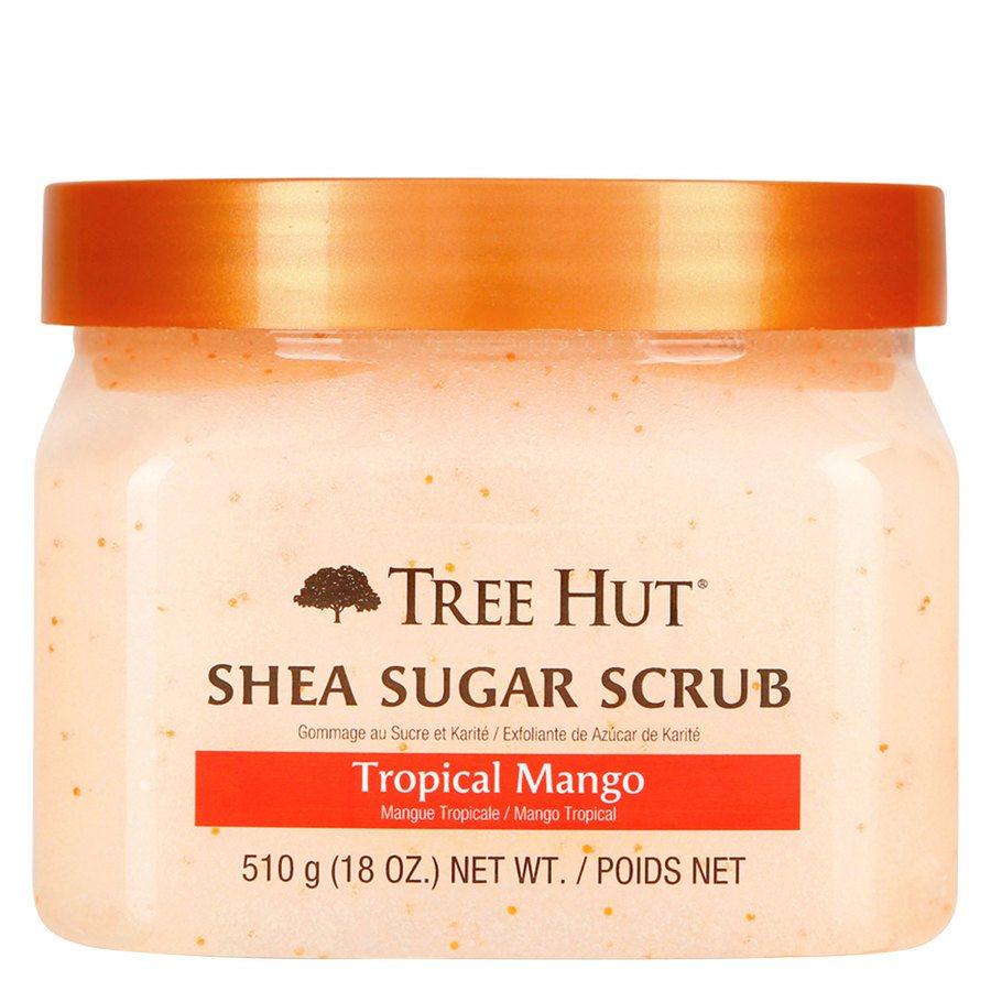 Tree Hut Shea Sugar Scrub Tropical Mango 510g