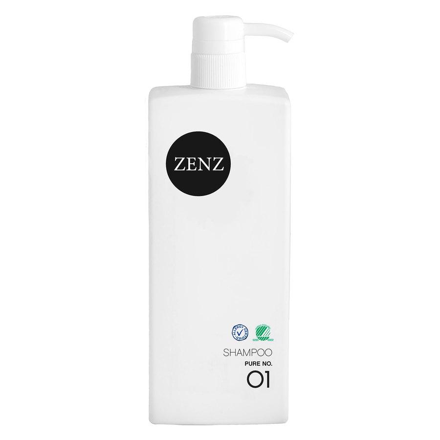 Zenz Organic Shampoo Pure No. 01 785ml