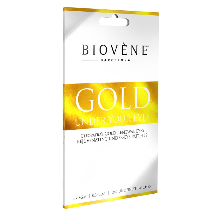 Biovène Cleopatra's Gold Renewal Under-Eye Patches 10 Stück