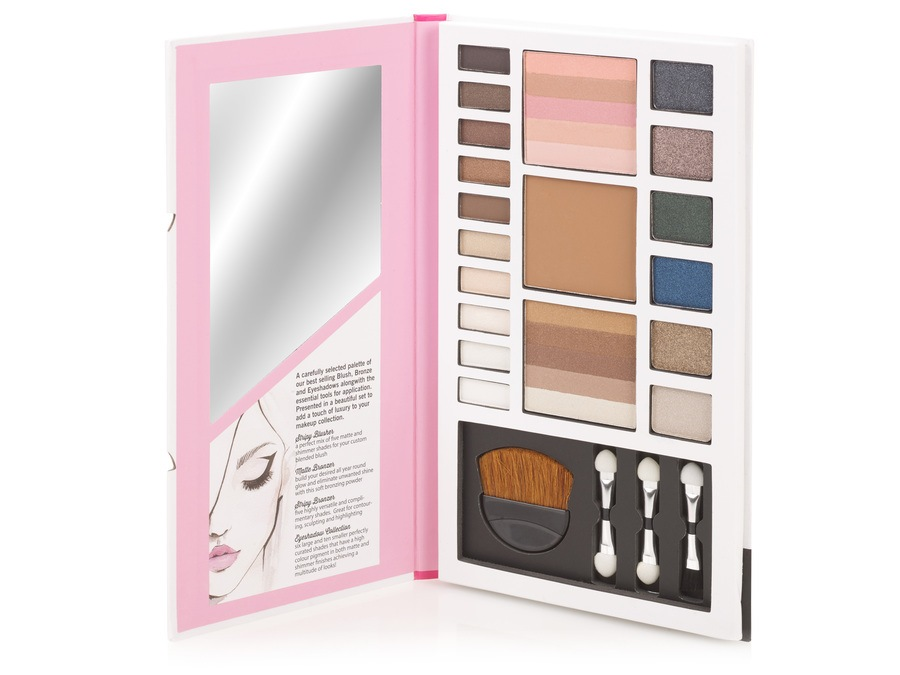 Beauty UK Blush & Glow Palette