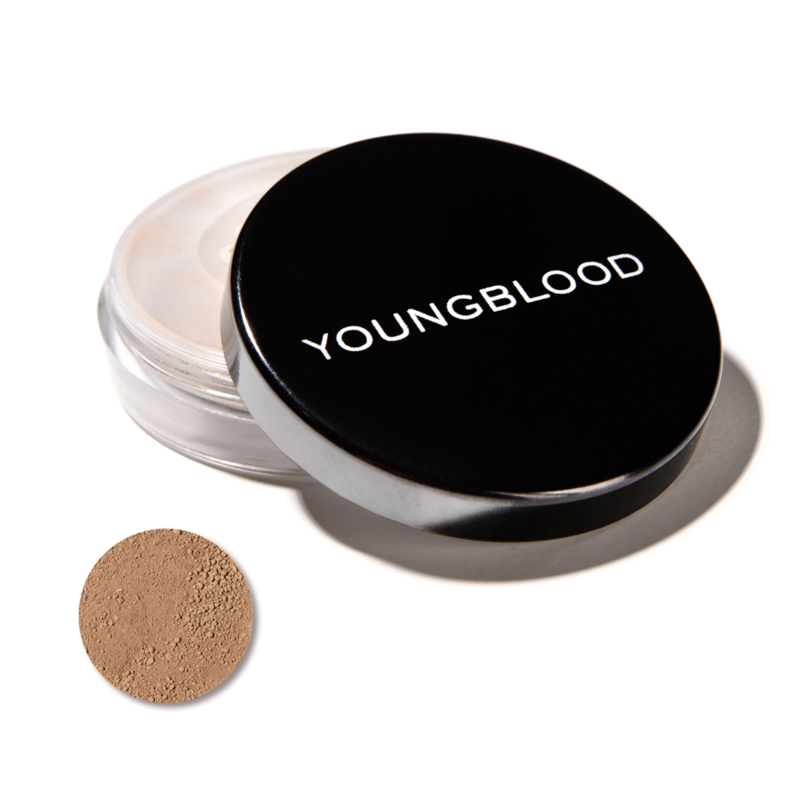 Youngblood Natural Loose Mineral Foundation, Toffee (10 g)