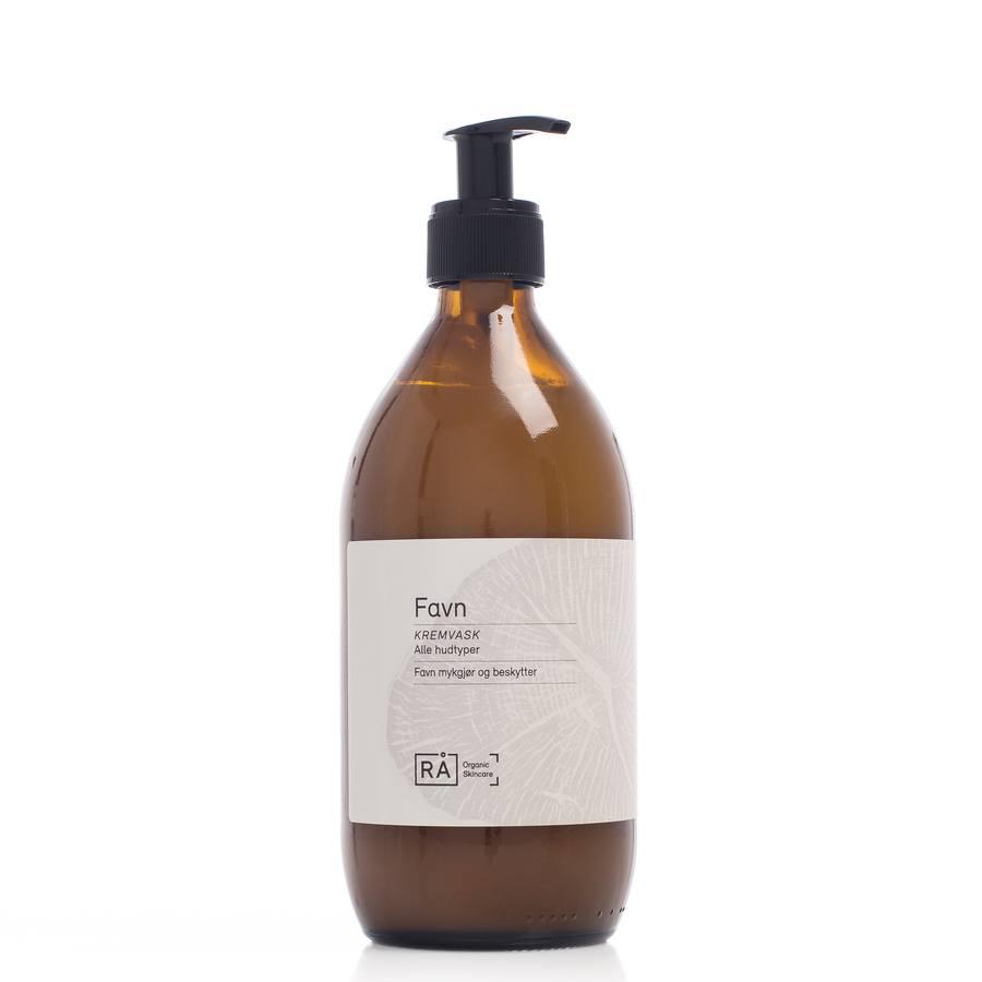 RÅ Organic Skincare Favn Creme Cleanser (500 ml)