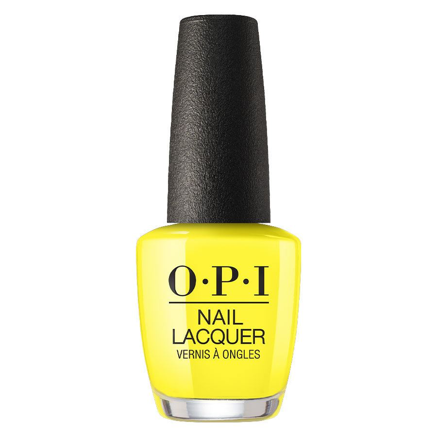 OPI Neon Collection Nail Lacquer, Pump Up The Volume (15 ml)