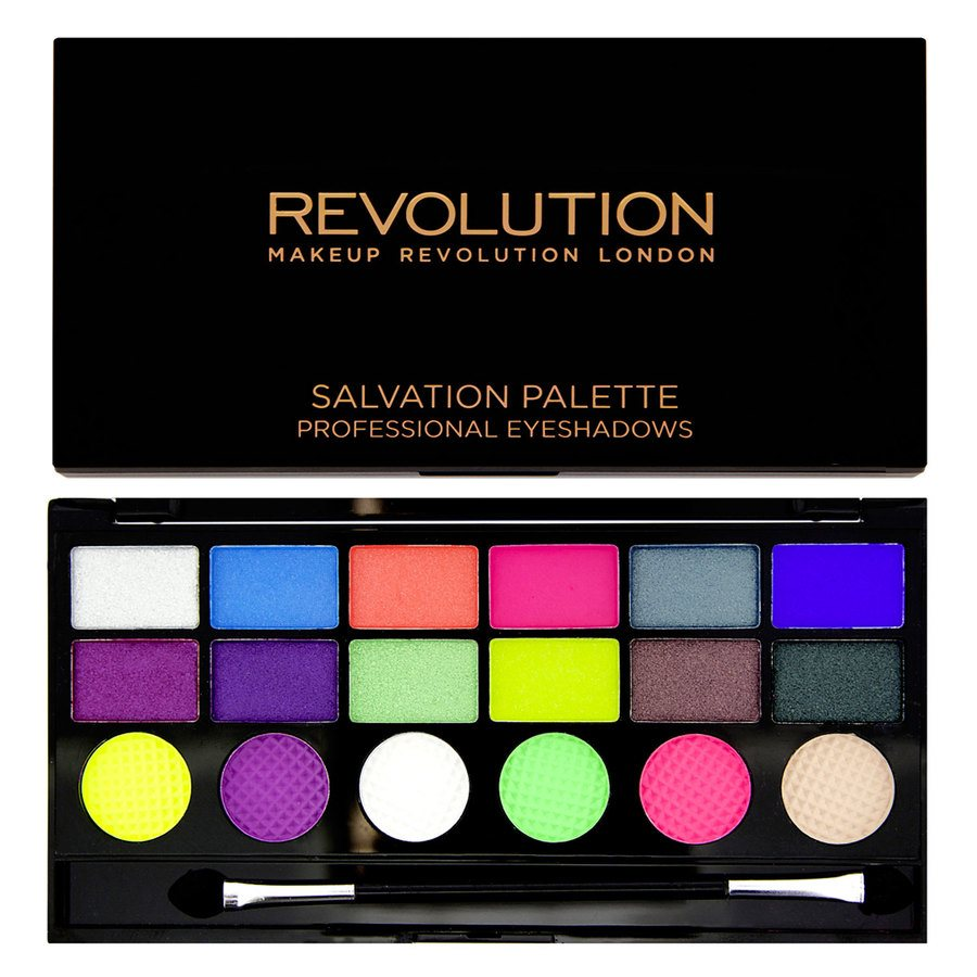 Makeup Revolution Ultimate Colour Chaos Palette (13 g)