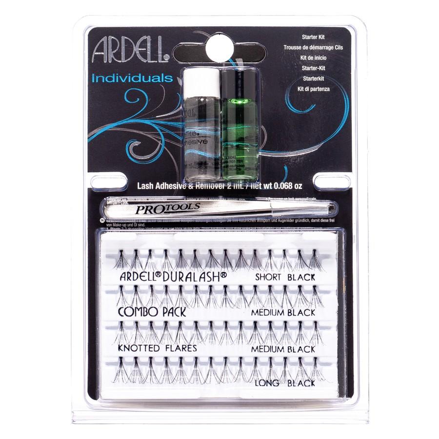 Ardell Individual Duralash Starter Kit – Falsche Wimpern-Starterset