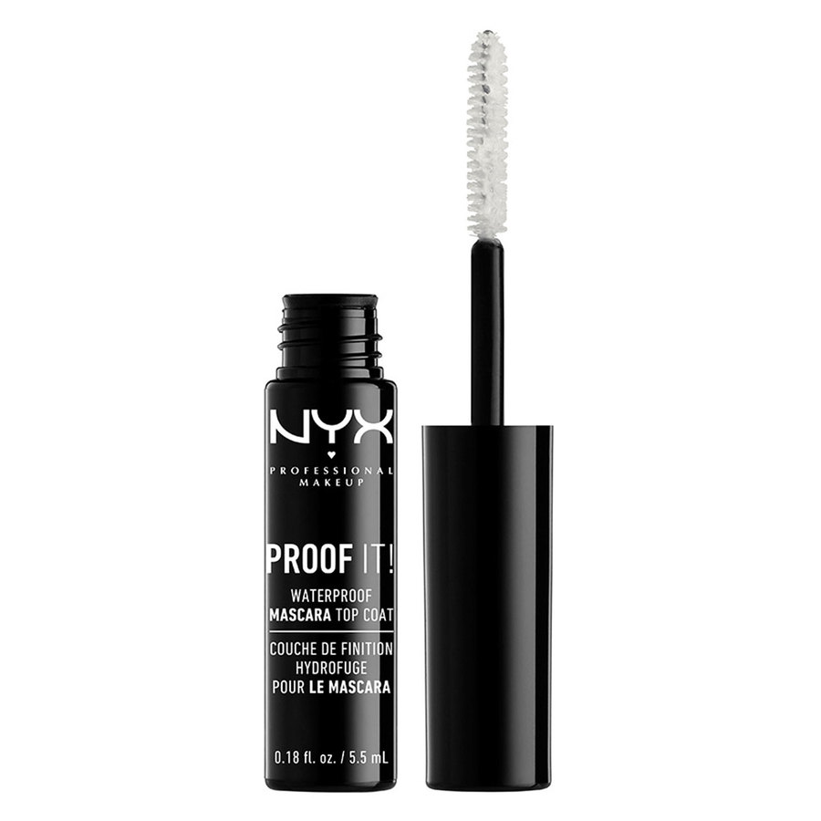 NYX Professional Makeup Proof It! Waterproof Mascara Top Coat 5,5ml
