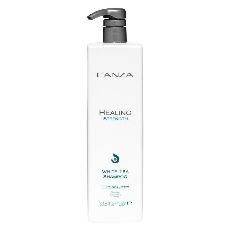 Lanza Healing Strength White Tea Shampoo (1000 ml)