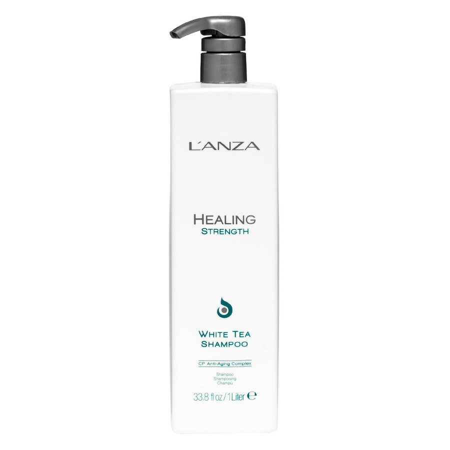 Lanza Healing Strength White Tea Shampoo (1000 ml)