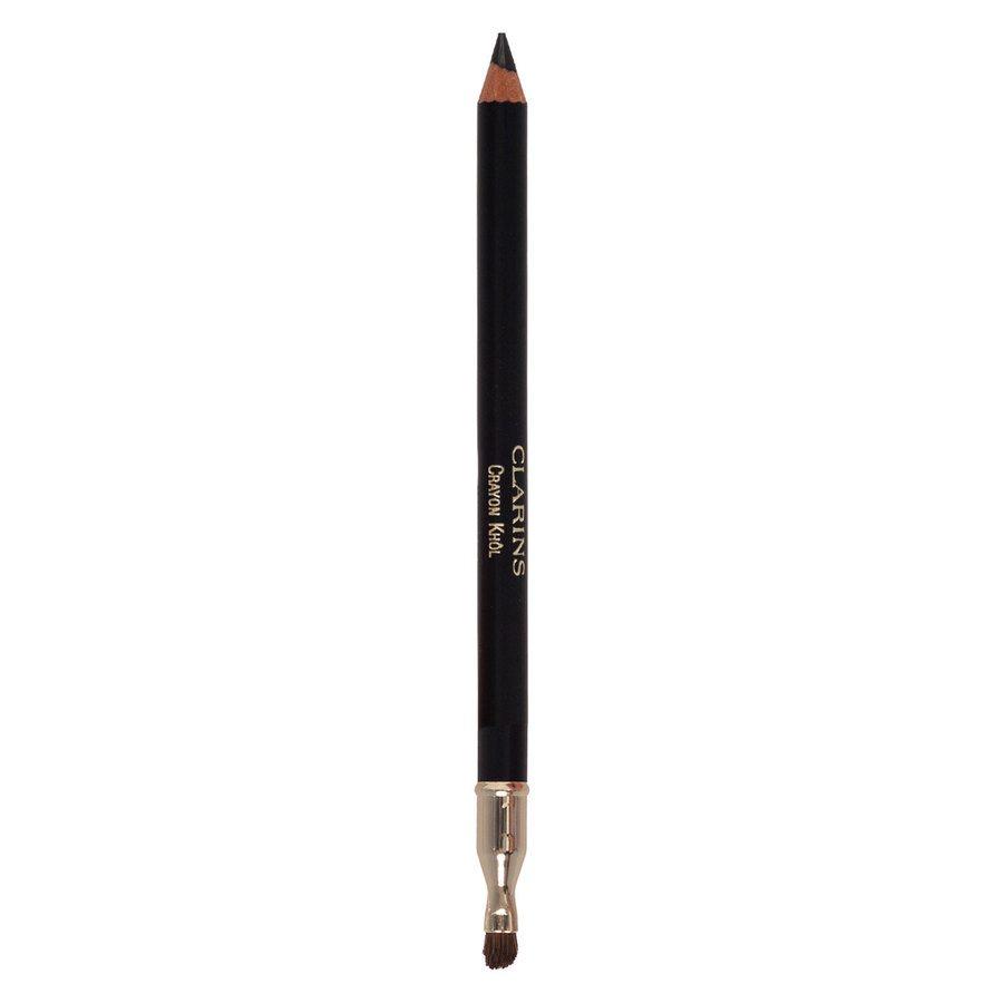 Clarins Crayon Khôl Eye Pencil, # 01 Carbon Black (1,5g)