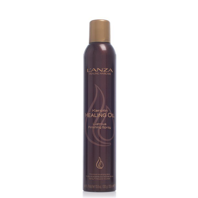 Lanza Keratin Healing Oil Lustrous Finishing Spray Haarspray (350 ml)