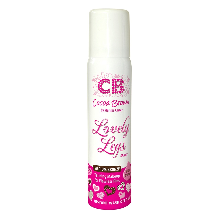 Cocoa Brown by Marissa Carter Lovely Legs Spray (75 ml)