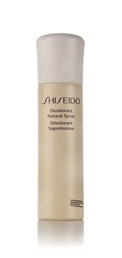 Shiseido Deodorant Natural Spray (100ml)