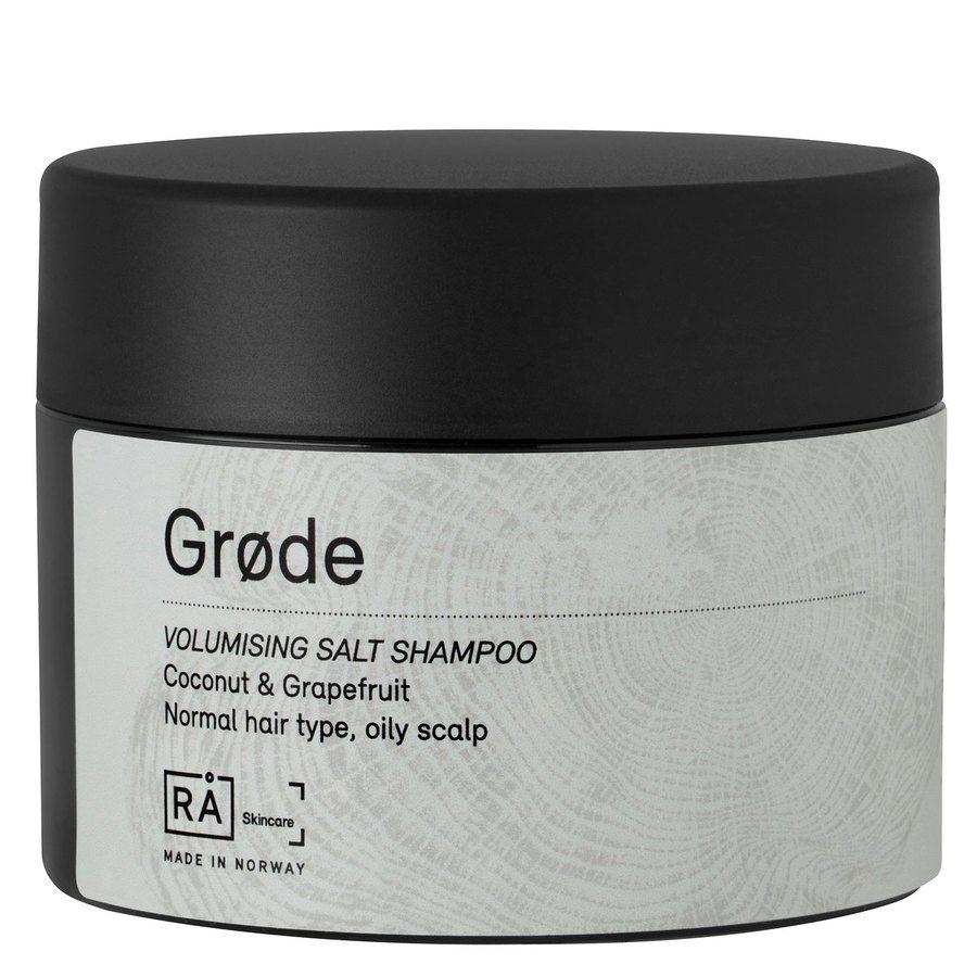 RÅ Organic Skincare Grøde Volumising Salt Shampoo (180 ml)