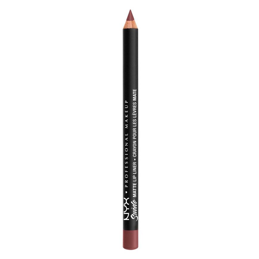NYX Professional Makeup Soft Matte Lip Liner, Shanghai (1,0g)