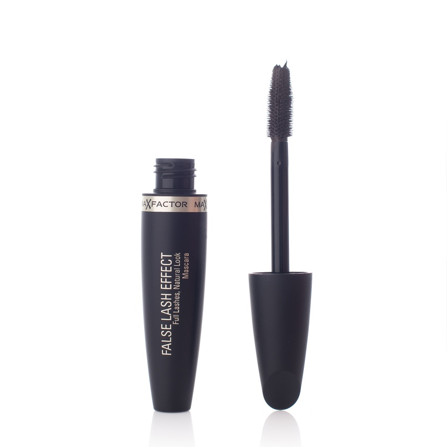 Max Factor False Lash Effect Mascara Wimperntusche, Schwarz/Braun