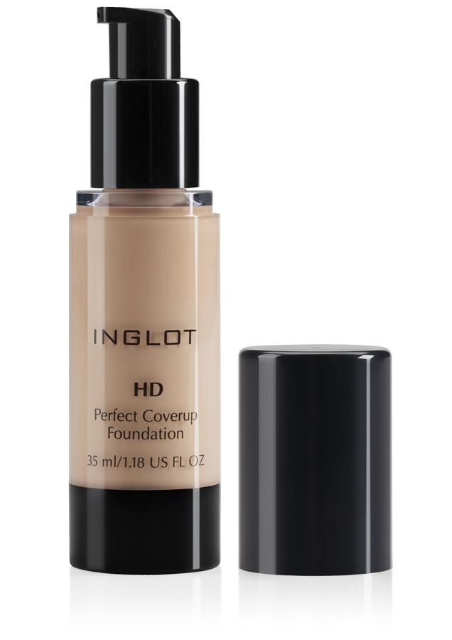 INGLOT HD Perfect Coverup Foundation, 71 (35 ml)