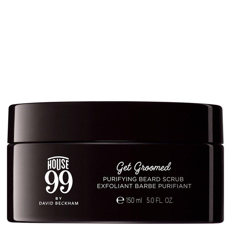 House 99 by David Beckham Get Groomed Purifying Beard Scrub 150ml