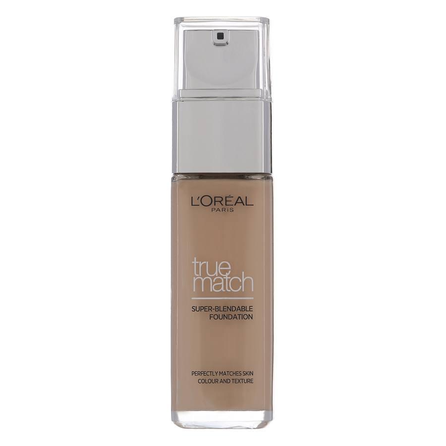 L'Oréal Paris True Match Liquid Foundation, Linen (30 ml)