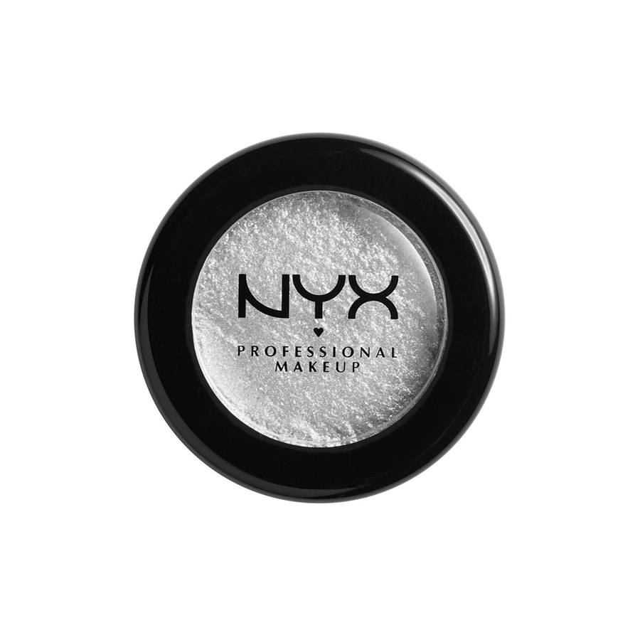 NYX Professional Makeup Foil Play Cream Eyeshadow, Silver (2,2 g)