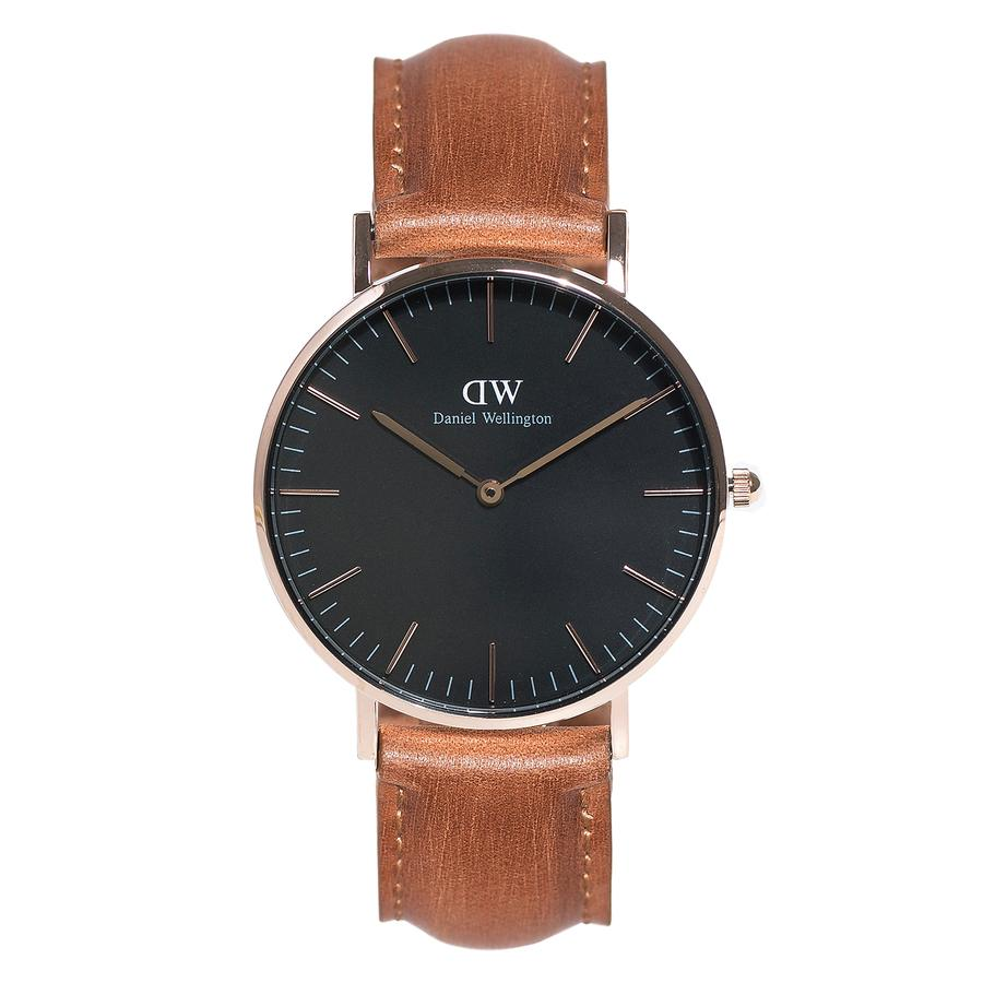 Daniel Wellington Classic Durham, Rose Gold DW00100138 (36 mm)