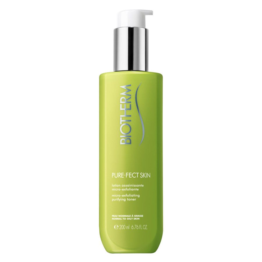 Biotherm Pure-Fect Micro-Exfoliating Purifying Toner Oily Skin (200 ml)