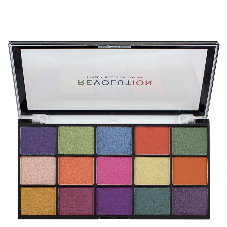 Makeup Revolution Reloaded Palette Passion for Colour 16g