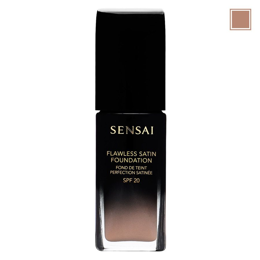 Sensai Flawless Satin Foundation, FS103 Sand Beige (30 ml)