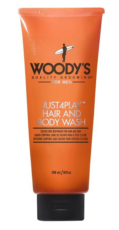 Woody's Just4Play Hair & Body Wash (311 g)