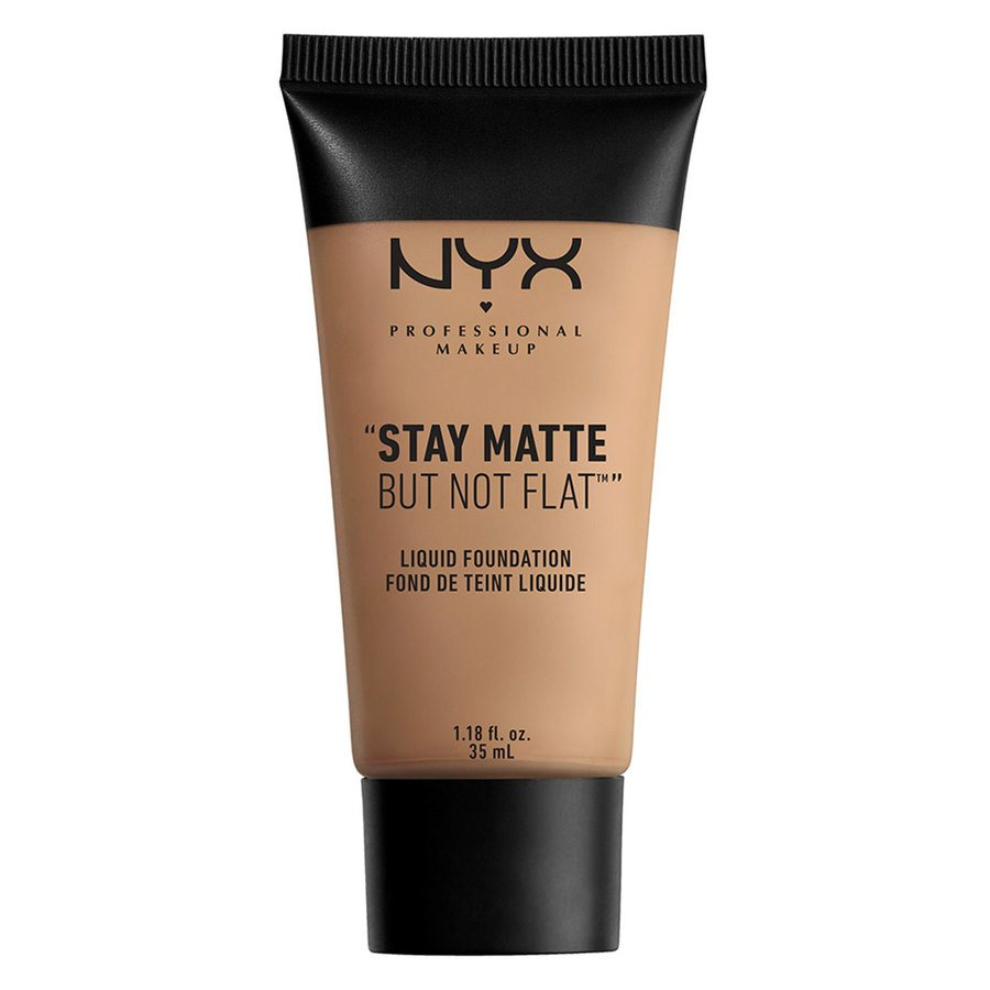 NYX Professional Makeup Stay Matte But Not Flat Liquid Foundation Sienna 35ml