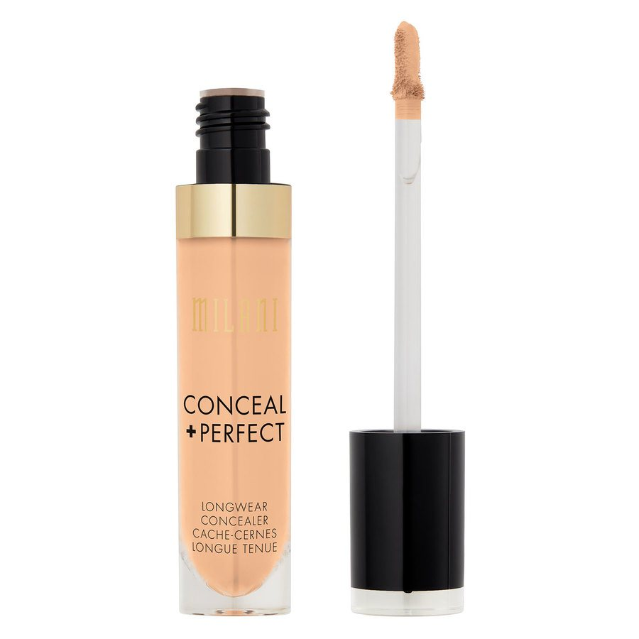 Milani Conceal + Perfect Long-Wear Concealer, Pure Beige