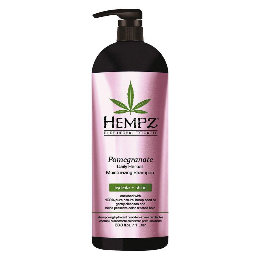 Hempz Pomegranate Shampoo (1000ml)