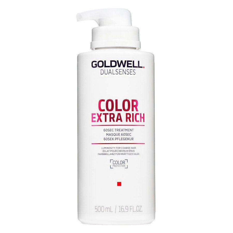 Goldwell Dualsenses Color Extra Rich 60sec Treatment 500ml