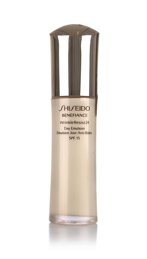 Shiseido Benefiance WrinkleResist24 Day Emulsion LSF15 (75 ml)
