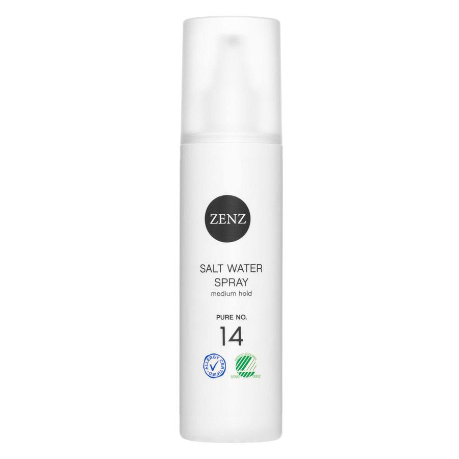 Zenz Organic Pure No. 14 Salt Water Spray, Medium Hold 200ml