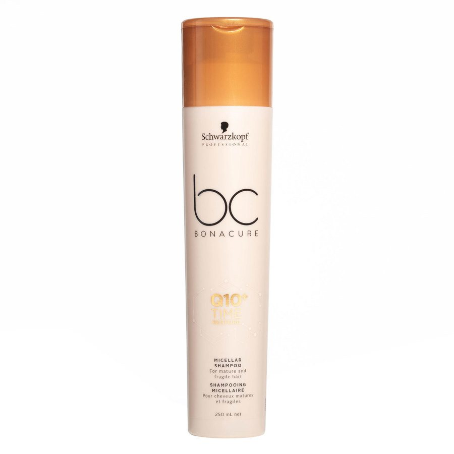 Schwarzkopf BC Bonacure Q10+ Time Restore Micellar Shampoo (250 ml)