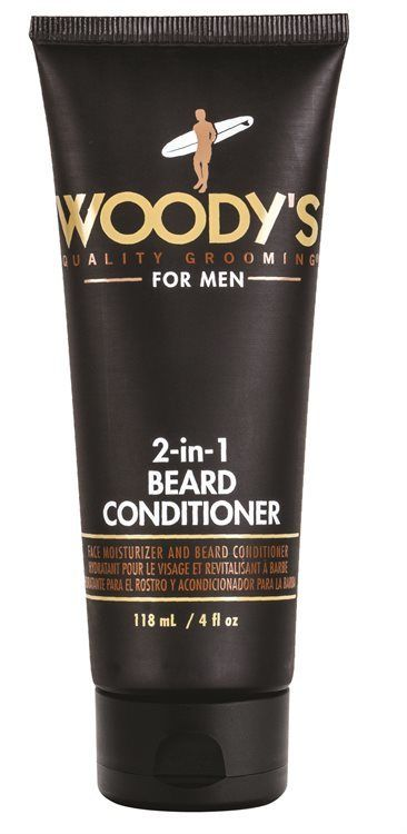 Woody's Beard 2-in-1 Bart-Conditioner (118 ml)