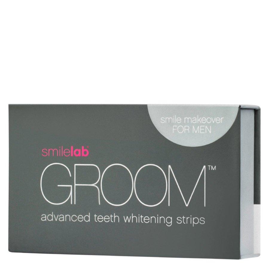 Smilelab Groom Advanced Teeth Whitening Strips 10x2 Stück