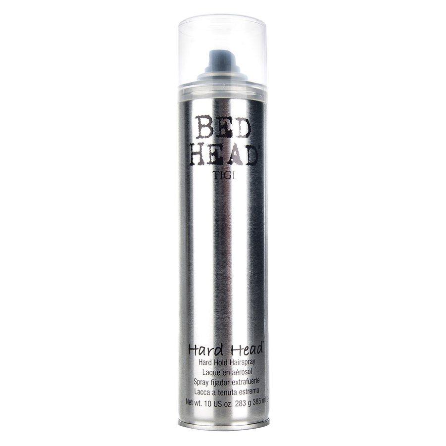 TIGI Bed Head Hard Head Hard Hold Hairspray (385 ml)
